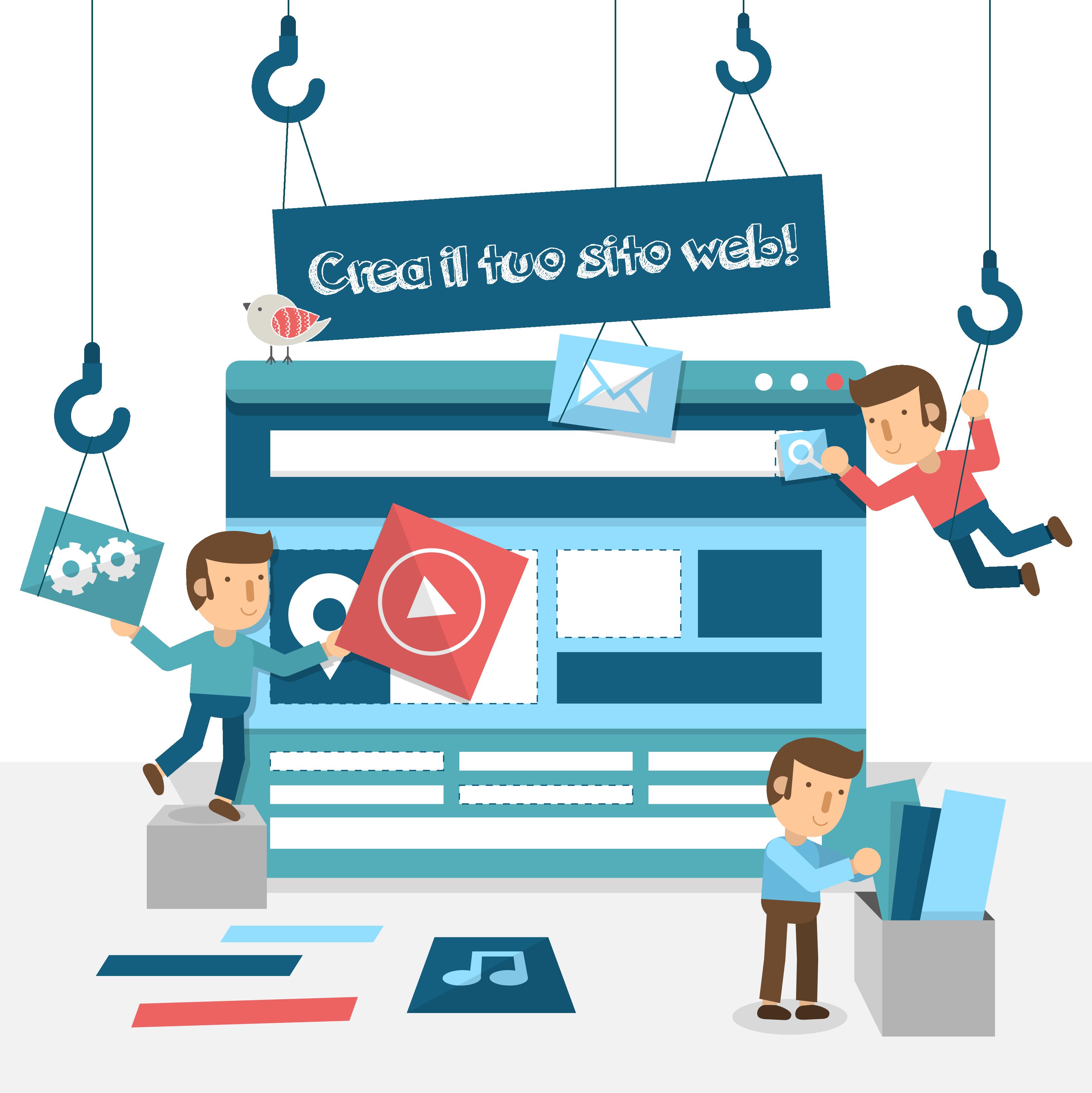 Check list per creare un sito web professionale