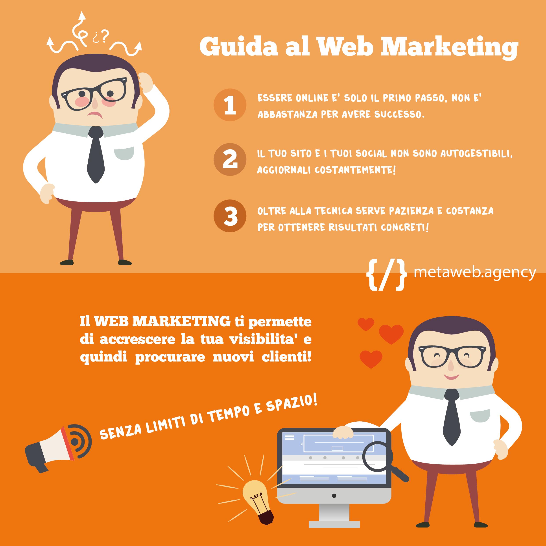 infoigrafica ottimizzazione siti web - Web Agency Metaweb
