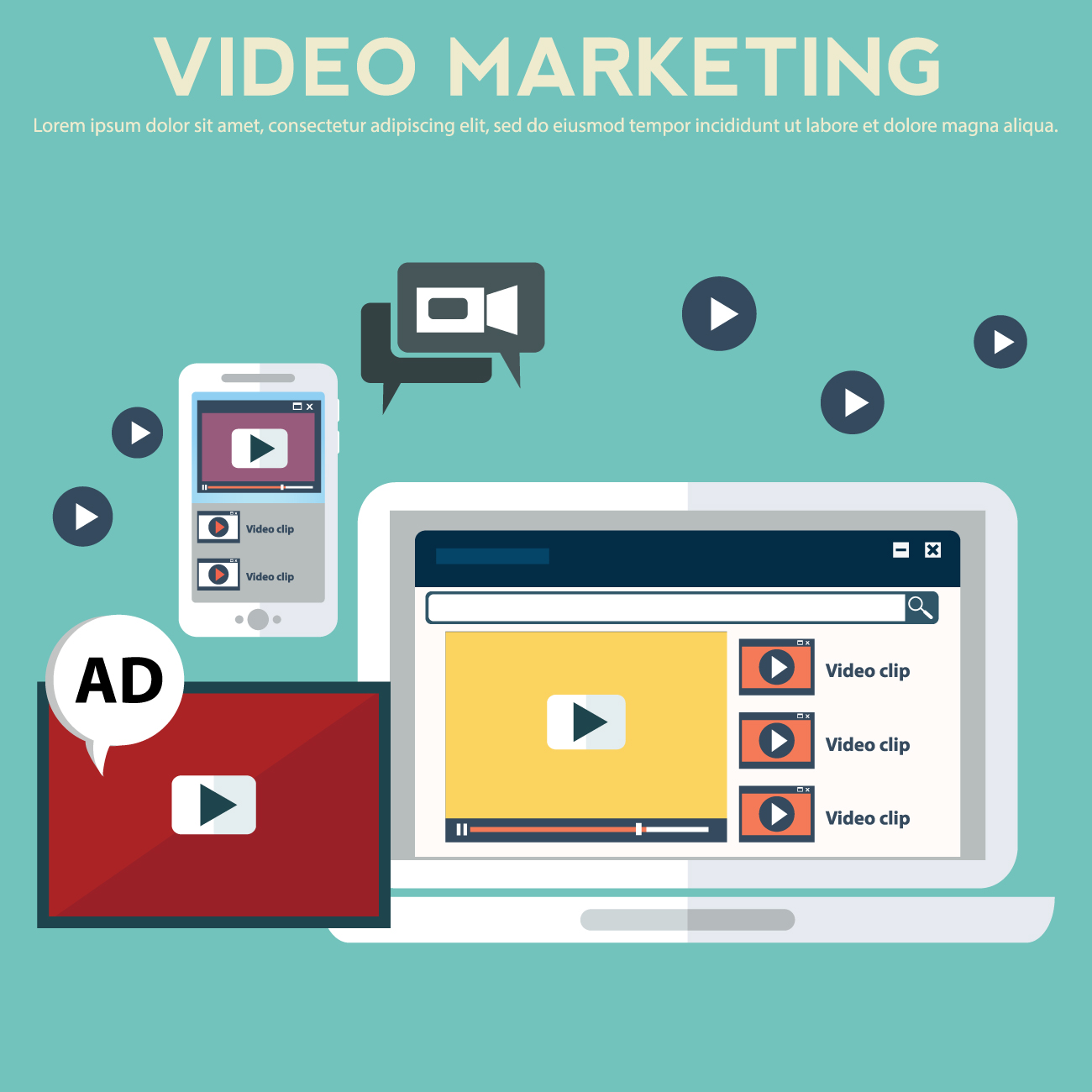 I video conquistano il webdesign