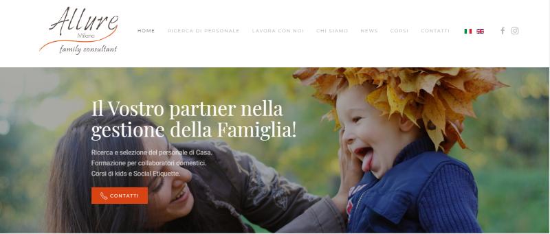 Realizzazione sito web Joomla - web design - graphic design - metaweb web agency